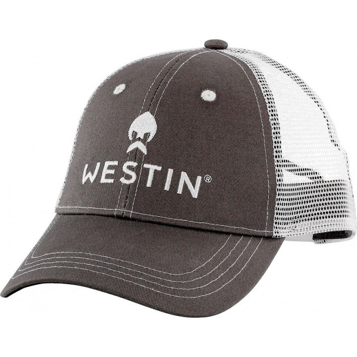 Бейсболка Westin Trucker Cap One size Elephant Grey