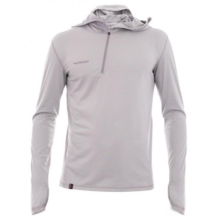 Блуза Fahrenheit Solar Guard Hoody серый XL