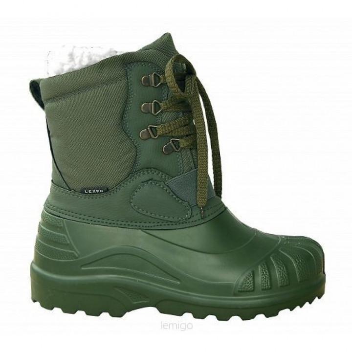 Ботинки Lemigo Tramp 909 EVA 39 -30°C ц:зеленый