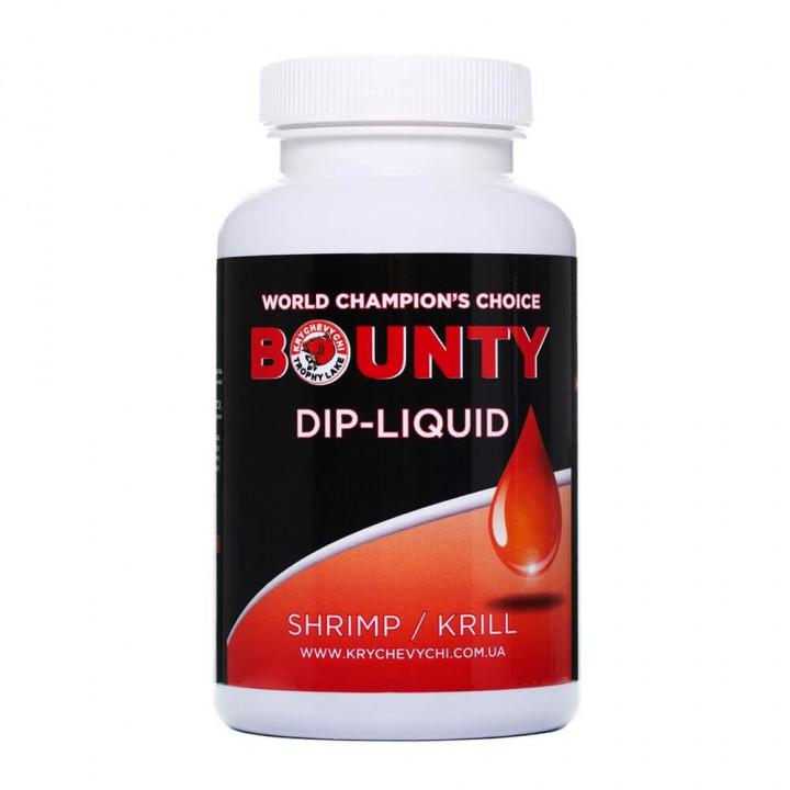 Ликвид BOUNTY DIP-LIQUID 250ml SHRIMP/KRILL