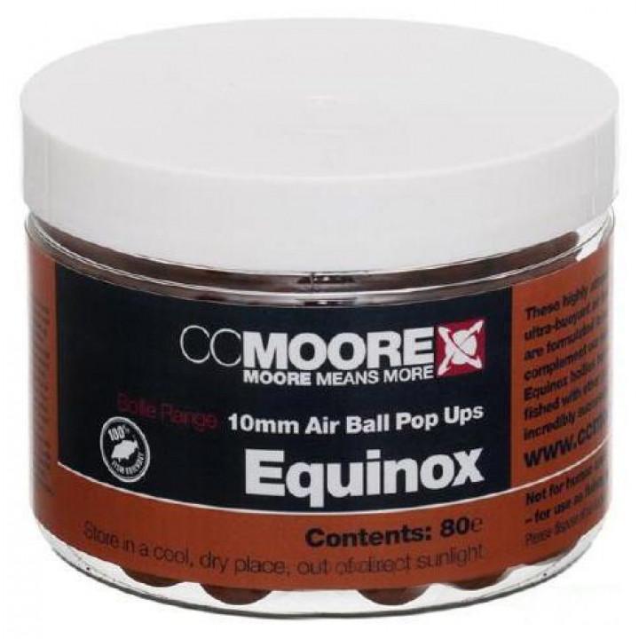 Бойлы CC Moore Air Ball Pop Ups 10mm Equinox