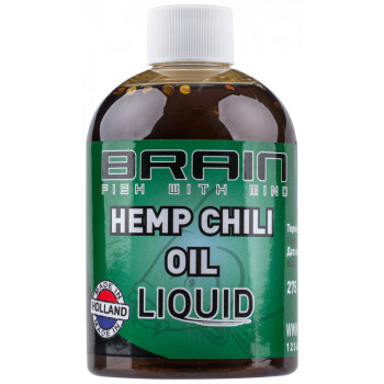 Ликвид Brain Hemp Oil + Chili Liquid 275 ml