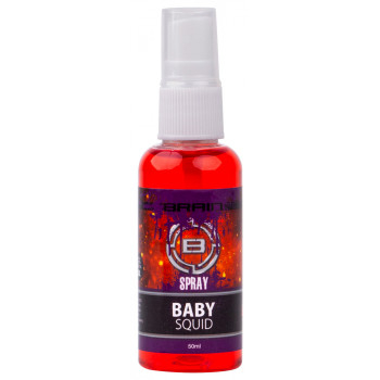 Спрей Brain F1 Baby Squid (кальмар) 50ml