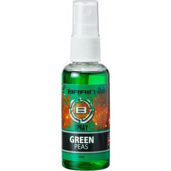 Спрей Brain F1 Green Peas (зеленый горошек) 50ml