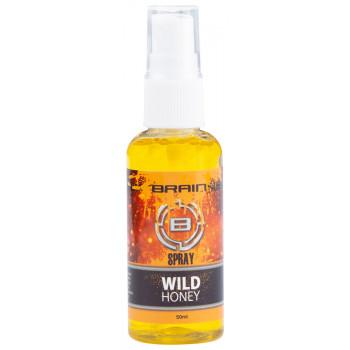 Спрей Brain F1 Wild Honey (мёд) 50ml