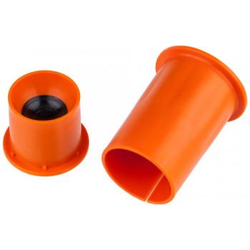 Шаролепка Brain Ball Maker 40mm ц:оранжевый