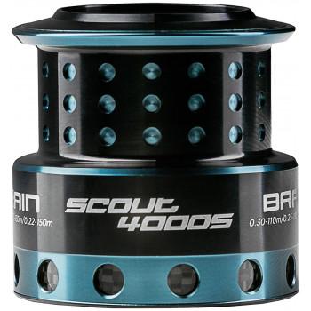 Шпуля Brain Scout 3000S металл