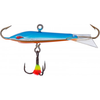 Балансир Select Smile 45mm 8.0g BM (Blue Minnow)