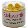 Бойлы плавающие Richworth Airo Pop-Ups 15mm Honey Yucatan New