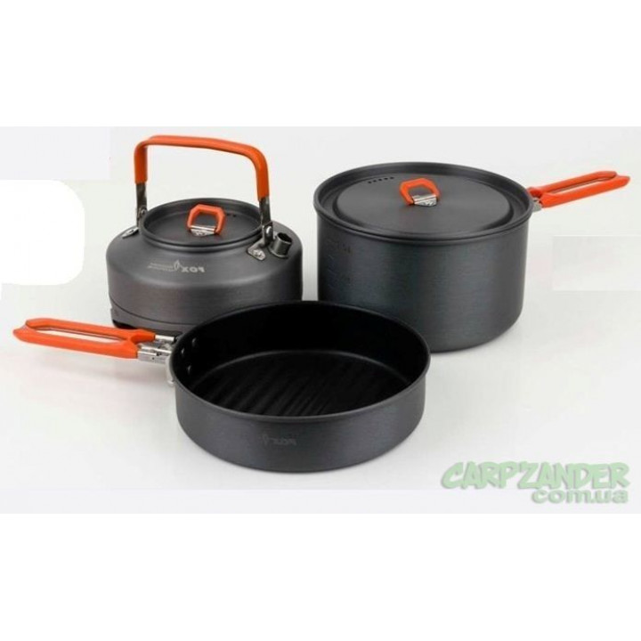 Набор посуды Fox Cookware Large 3pc Set