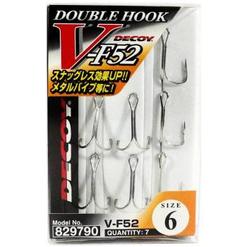 Двойник Decoy Double V-F52 #8 (7шт/уп)