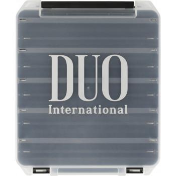 Коробка DUO Reversible Lure Case 160 Pearl Black/Clear