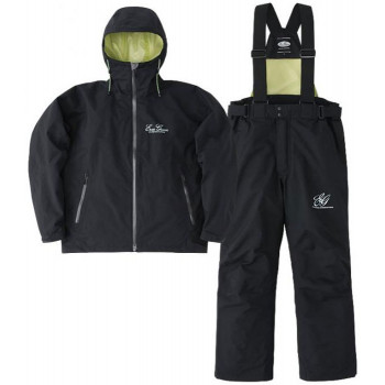 Костюм Ever Green Rain Suit EGRW-201 L ц:черный
