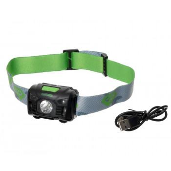 Фонарь налобный Carp Pro Diamond WR Motion Sensor Headtorch 3W LED