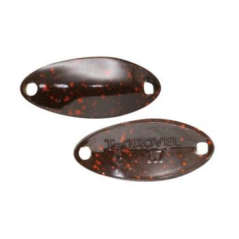 Блесна Jackall T-Grovel 1.7g 107 bite red