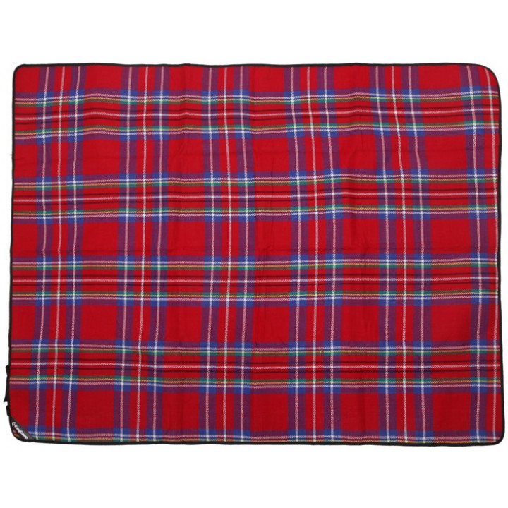 Коврик для пикника KingCamp Picnik Blanket red