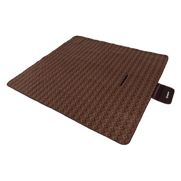 Коврик для пикника KingCamp Picnik Blankett (KG4701) brown