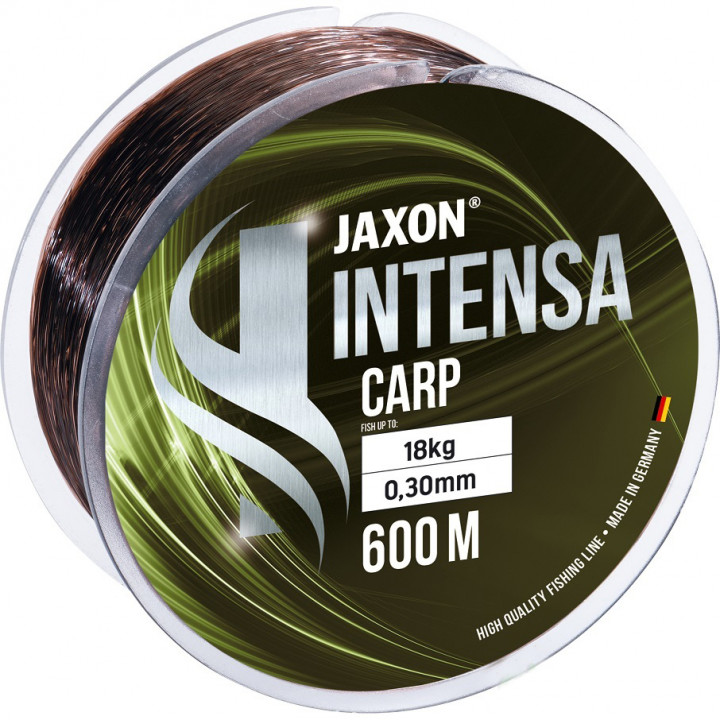 Леска Jaxon Intensa Carp 300m 0.25mm 13kg Коричневый