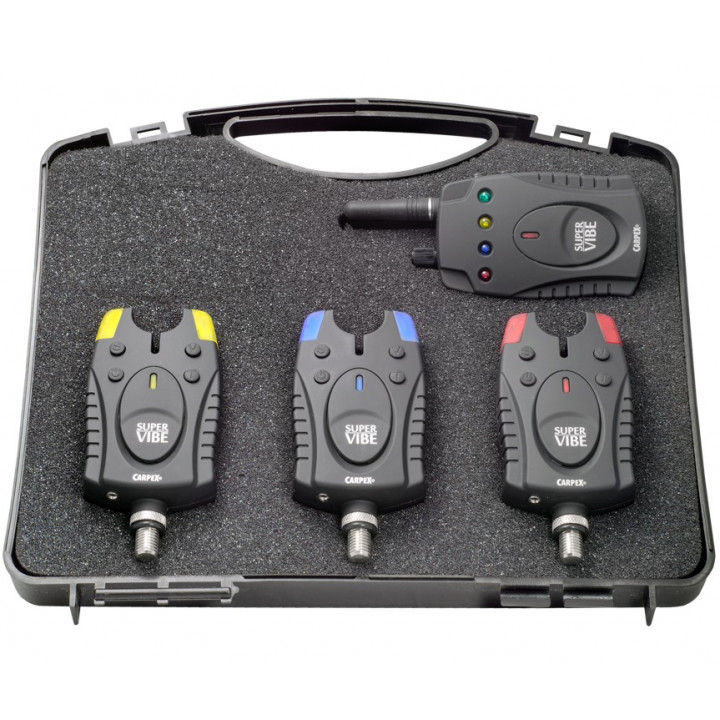 Набор сигнализаторов Robinson Super Vibe 3+1