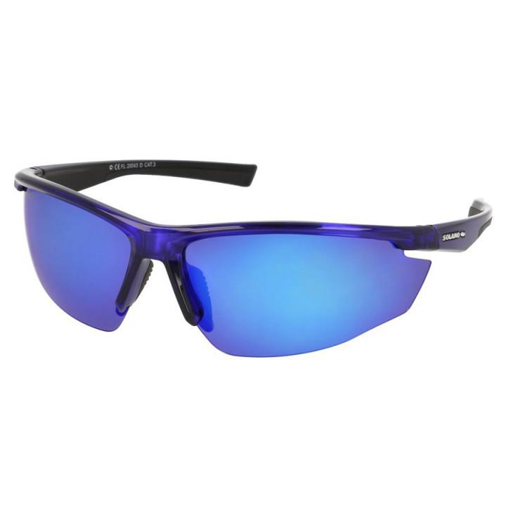 Очки поляризационные Solano FL20043 black/blue