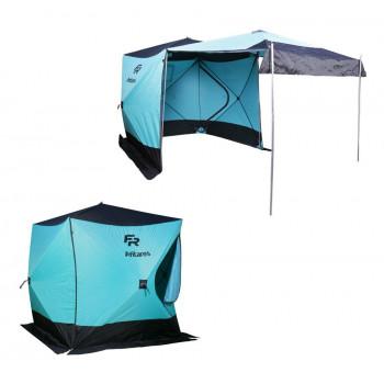 Палатка зимняя Fishing ROI Antares Куб с поднимающейся стенкой 180х180х210cm