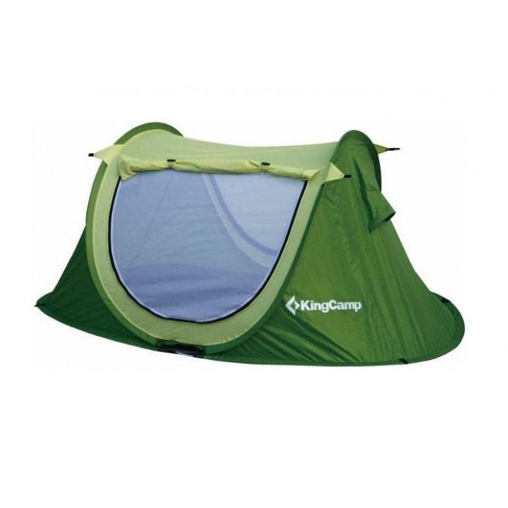 Палатка одноместная KingCamp Venice green