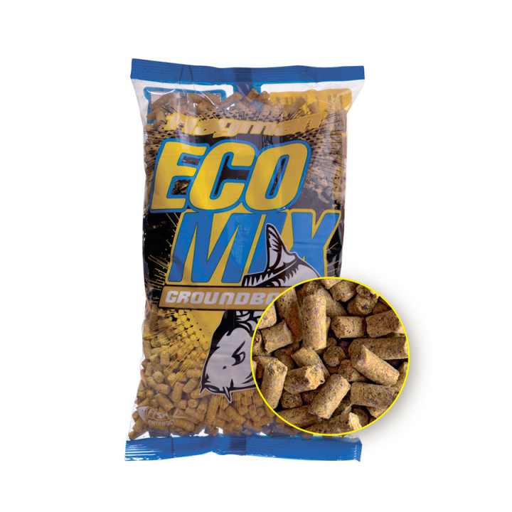 Пеллетс Flagman Eco Mix Кукуруза 2mm