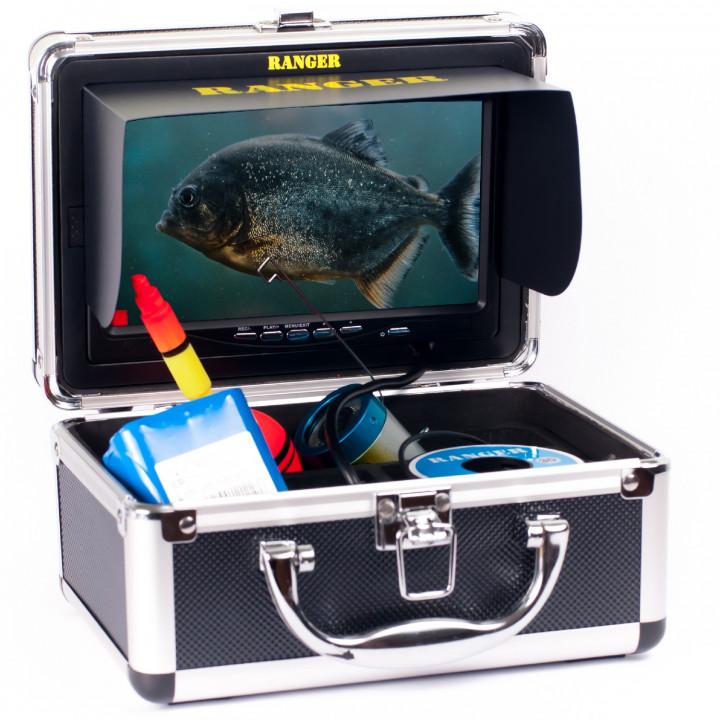 Подводная видеокамера Ranger Lux Case 30m