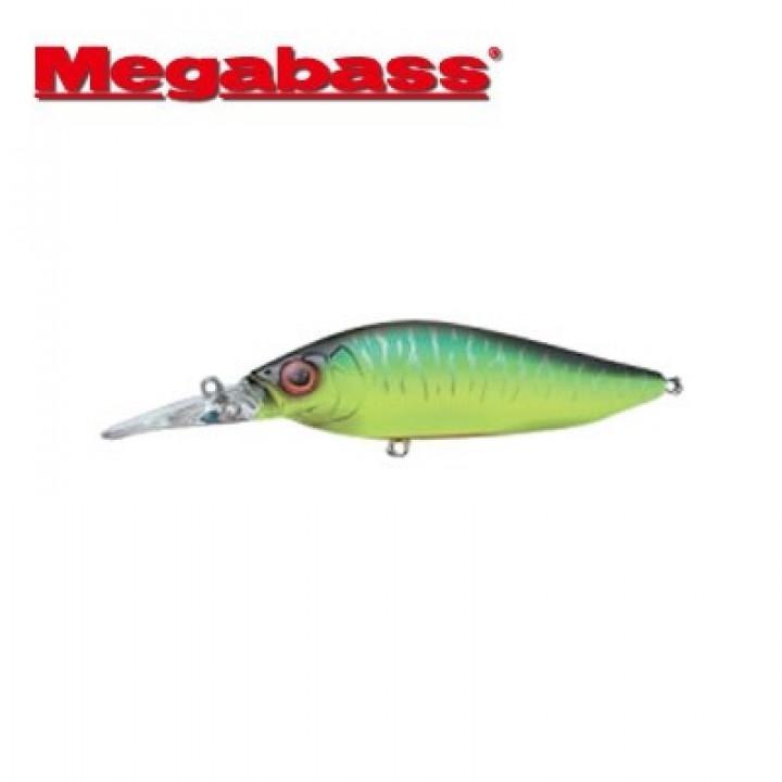Воблер Megabass Diving Flap Slap 77F 10.5гр mat tiger