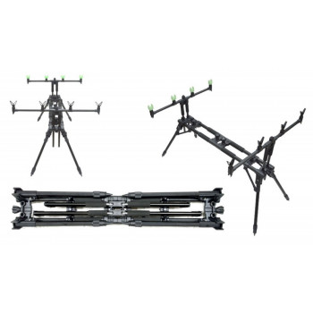 Rod Pod Fishing ROI Fast Capr