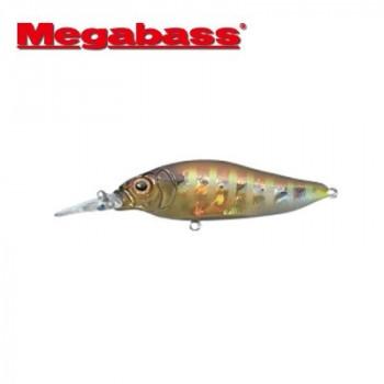 Воблер Megabass Diving Flap Slap 77F 10.5гр gg gill