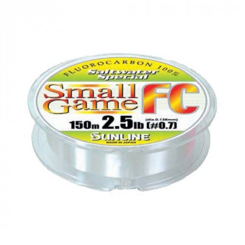 Леска флюорокарбон Sunline SWS Small Game FC