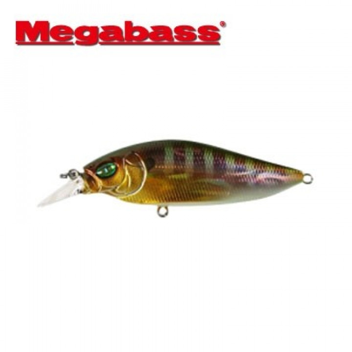 Воблер Megabass Flap Slap 77F 10.6гр gg gill