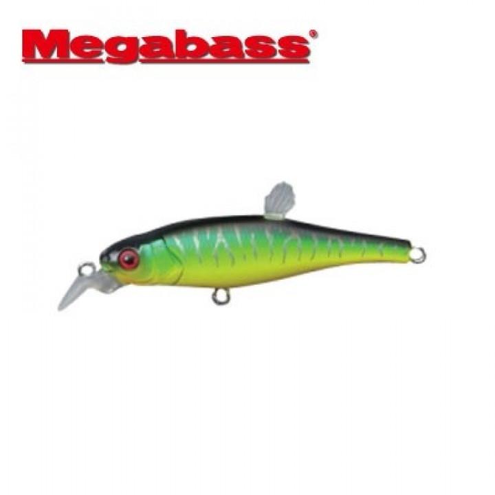Воблер Megabass Live-X Margay St.C 68SP 6.3гр mat tiger
