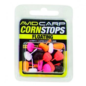 AVID CARP стопора для бойлов плавающие Corn Floating  15шт. Multi-Coloured Long