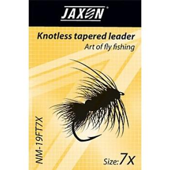 Подлесок Jaxon Knotless Tapered Leaders 270cm/0.106mm/0.43mm