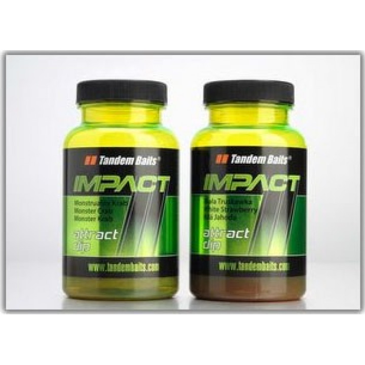 Tandem Baits Impact Attract Dip 100 ml Passion Kiwi / Спелый Киви