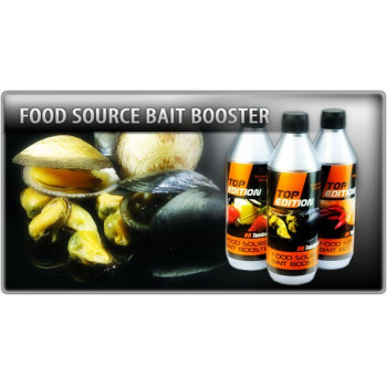 Tandem Baits Top Edition Food Source Bait Booster 500ml