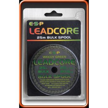ESP Лидкор Leadcore 25m 45lb Green