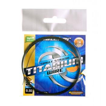 Поводковый материал Catcher Titanium single strand wire  3м 20кг.