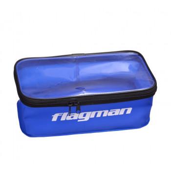Емкость с крышкой для кормушек Flagman EVA