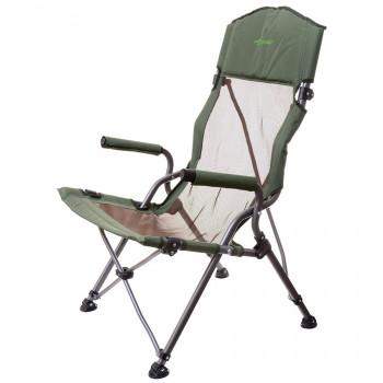 Кресло кемпинговое складное (сетка) Forrest