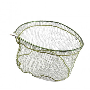 Flagman Голова для подсака 60х52см olive green rubber mesh