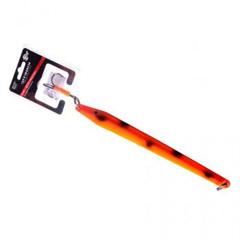 Пилькер KINETIC Gadusen 500g 500 Fluo Orange/Black/Dotted