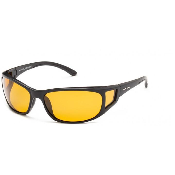 Очки поляризационные Solano FL20005A black yellow