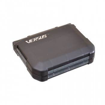 MEIHO Коробка VS-388DD 122х87х34 Black