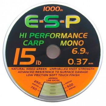 ESP Леска HI Perfomance carp mono 1000м