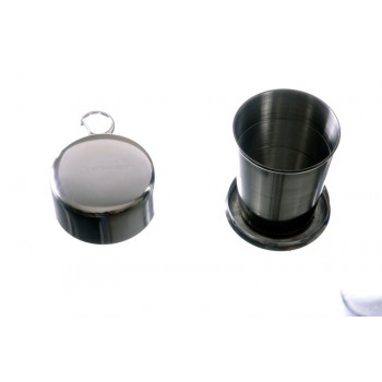 Flagman Стакан складной метал. 140.0мл FOLDING CUP