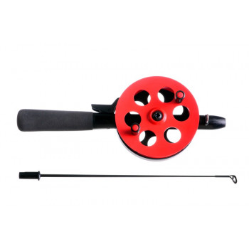 Зимняя удочка Teho 70mm Neopren handle / Glassfibre rod