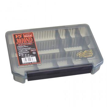 MEIHO Коробка VS-3010 205х145х28 Black